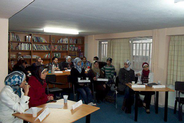 Προώθηση του εθελοντισμού των μεταναστών για την ανάκτηση του τρόπου ζωής σε κοινότητες (2011-2012)
