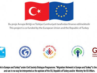 Migration Network for Asylum Seekers and Refugees in Europe and Turkey
