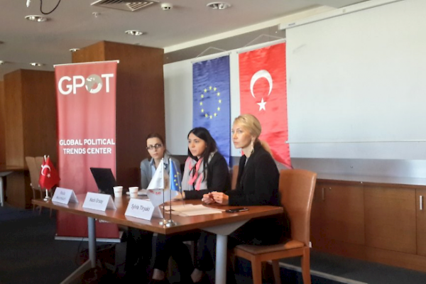 ANCE participates in the 2 days awareness – raising thematic workshop for Migration Network for Asylum Seekers and Migrants in Europe and Turkey Project