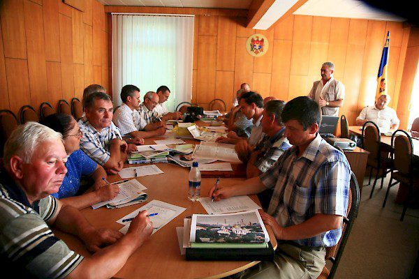 Organic Farming Development in the framework of the National Development Programme of Moldova (2009-2011)