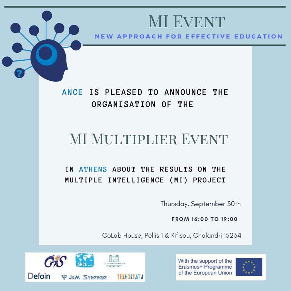 MI Multiplier Event