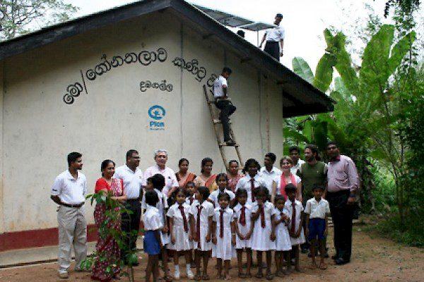 SOLEN 10000. Free energy for 10.000 Inhabitants of Moneragala District of Sri Lanka (2007-2008)