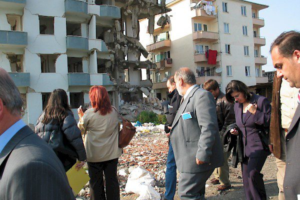 Twinning between the municipalities of Komotini and Yalova towards disaster preparedness (2002-2005)