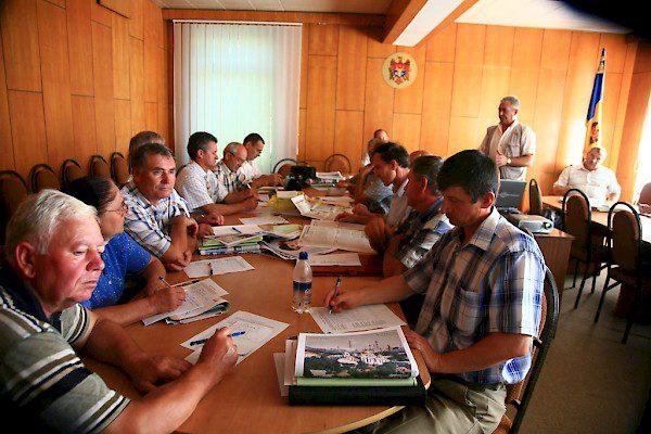 Organic Farming Development in the framework of the National Development Programme of Moldova (2009-2011)