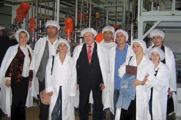 Promotion of Entrepreneurship in the Zhytomyr Region - Ukraine (2005-2007)
