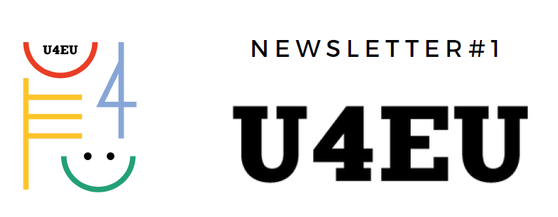1st Newsletter for the project U4EU