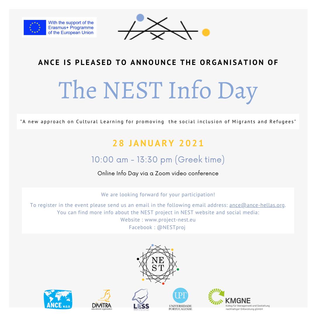 NEST Info Day